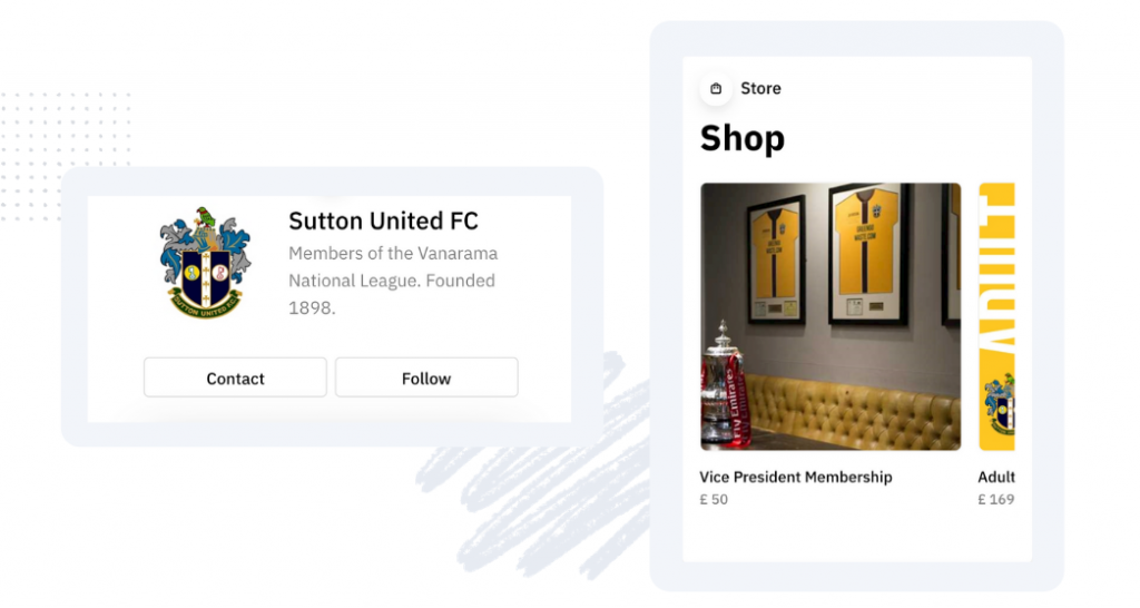 Bio Link Sutton United FC