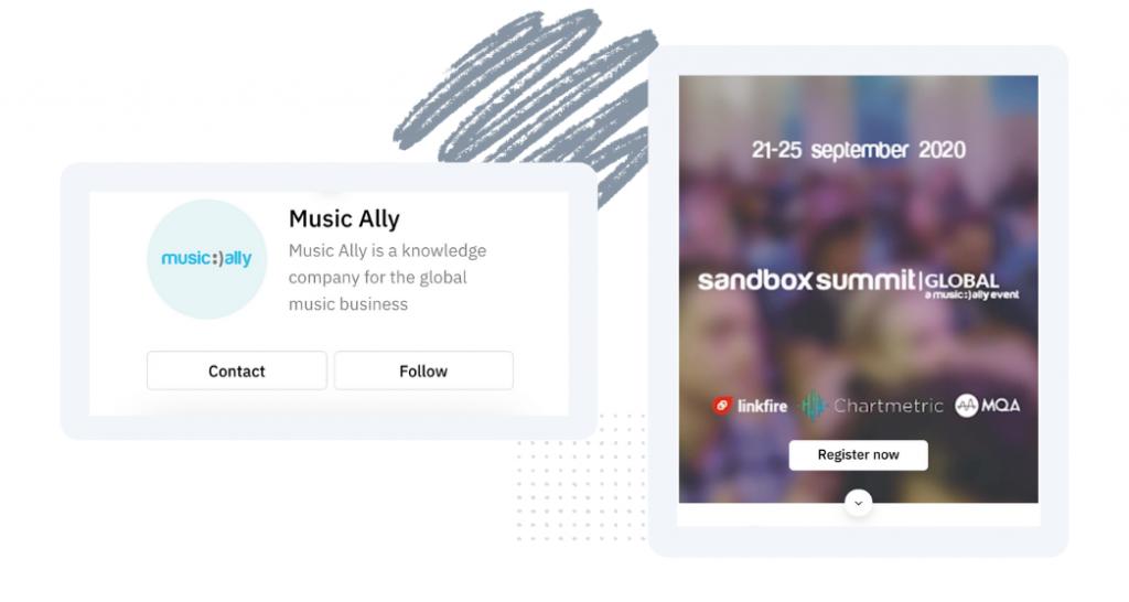 Bio Link Music Ally